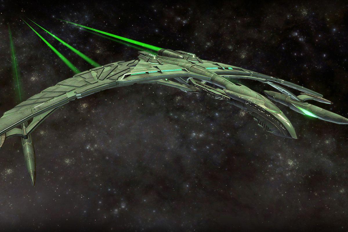 Star Trek Online Legacy Of Romulus Pre Order Bonuses