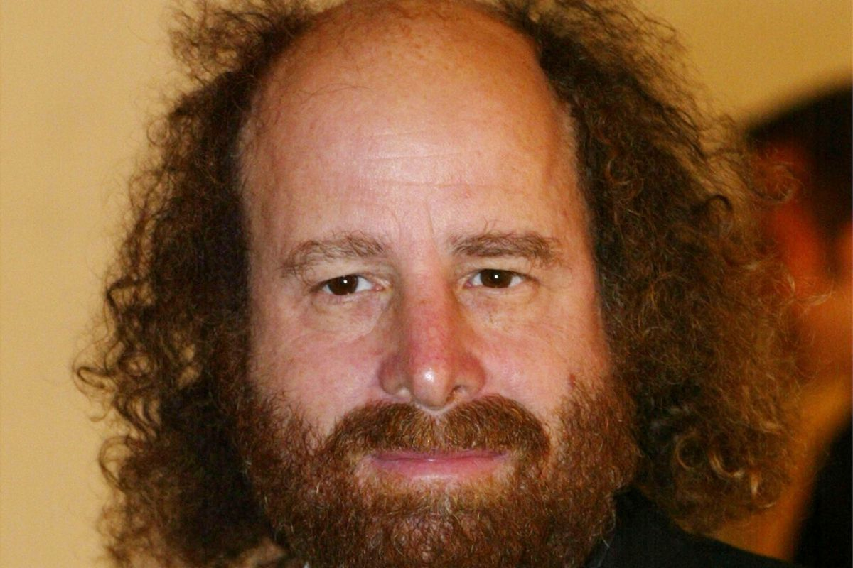 Steven Wright At The 5th Annual Kennedy Center Mark Twain Prize