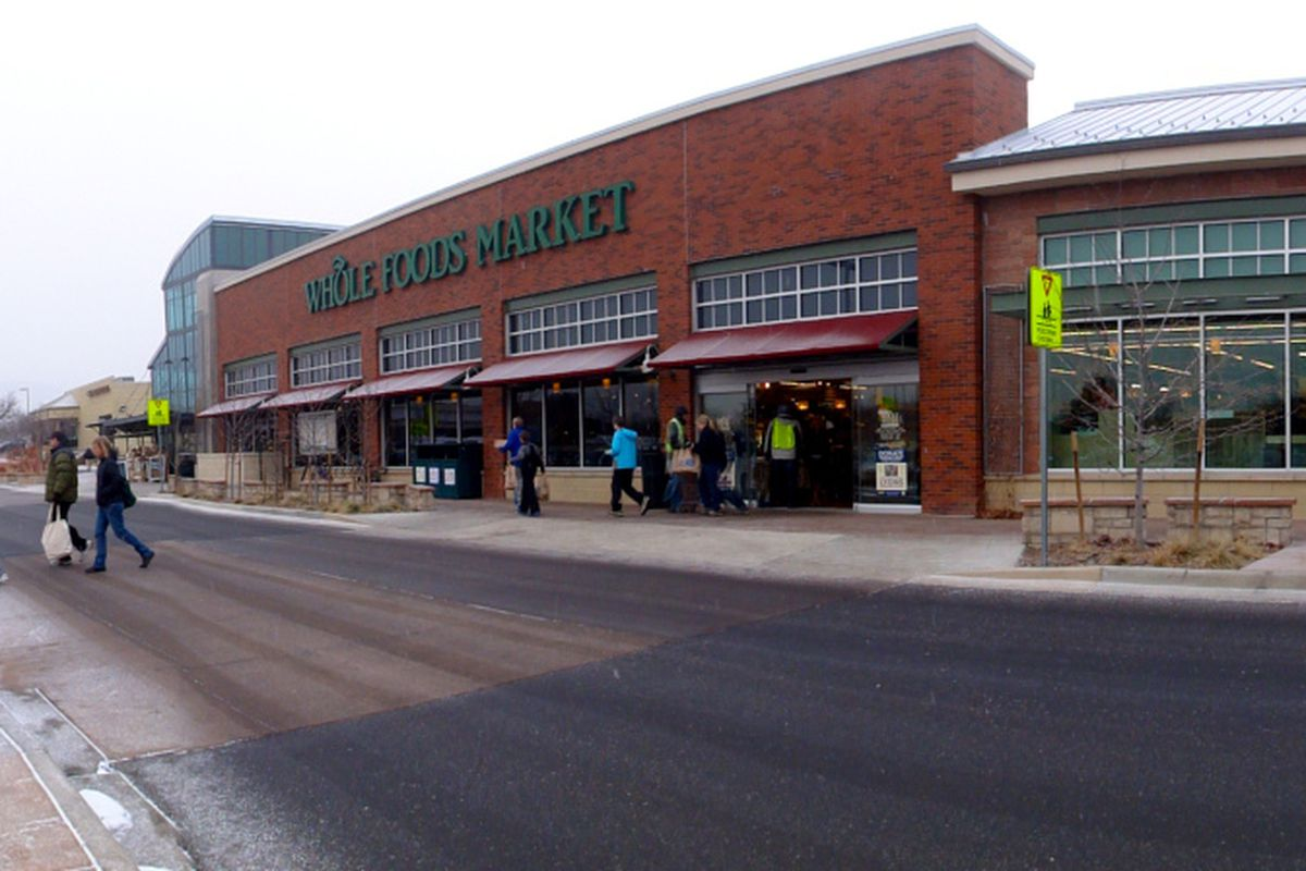 Whole Foods - Pearl Street, Boulder