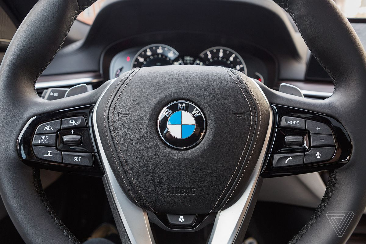 Bmw Finally Announces Android Auto Integration Is Coming In 2020 The Verge