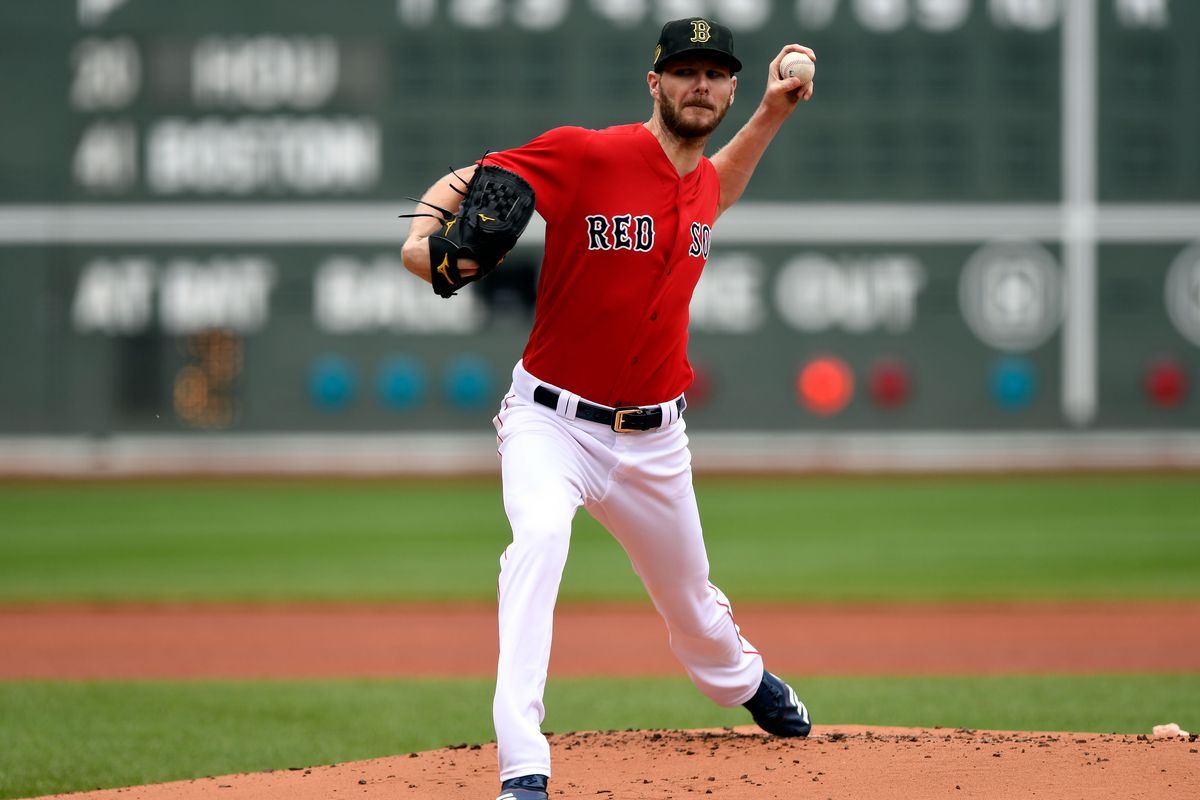 Red Sox at Astros lineup: Southpaws down south