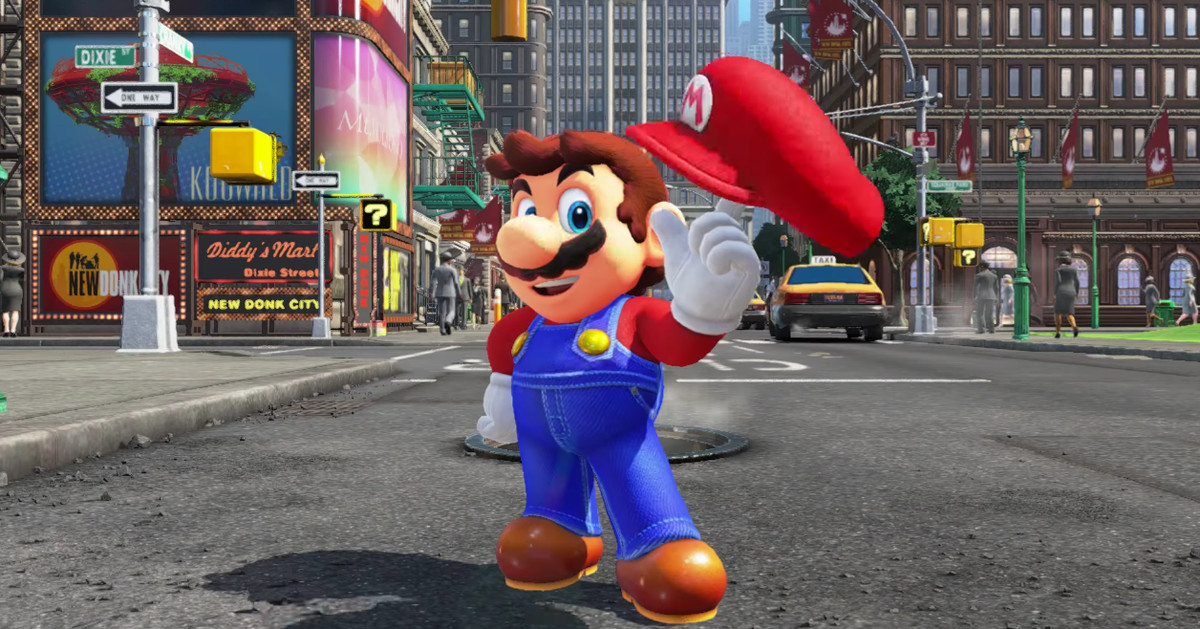You can save up to $21 on select Nintendo Switch games for Mario Day