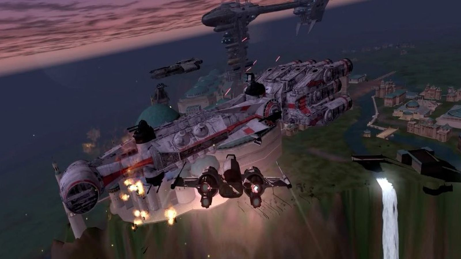 The End Of A World The Last 10 Minutes Of Star Wars Galaxies The Verge
