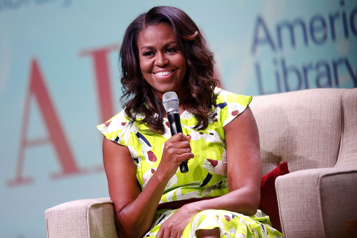 In her new memoir, Becoming, Michelle Obama discusses her life and time in the White House.