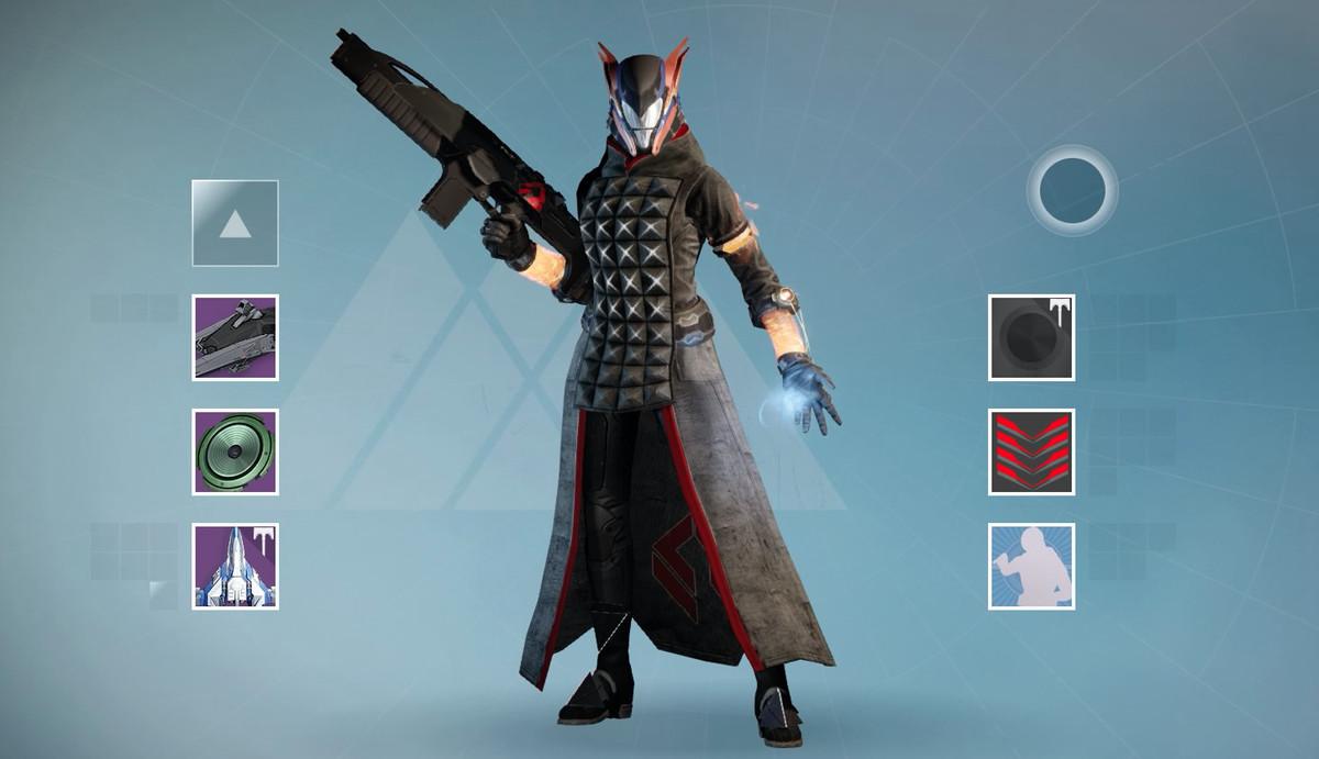 Destiny - Superblack shader