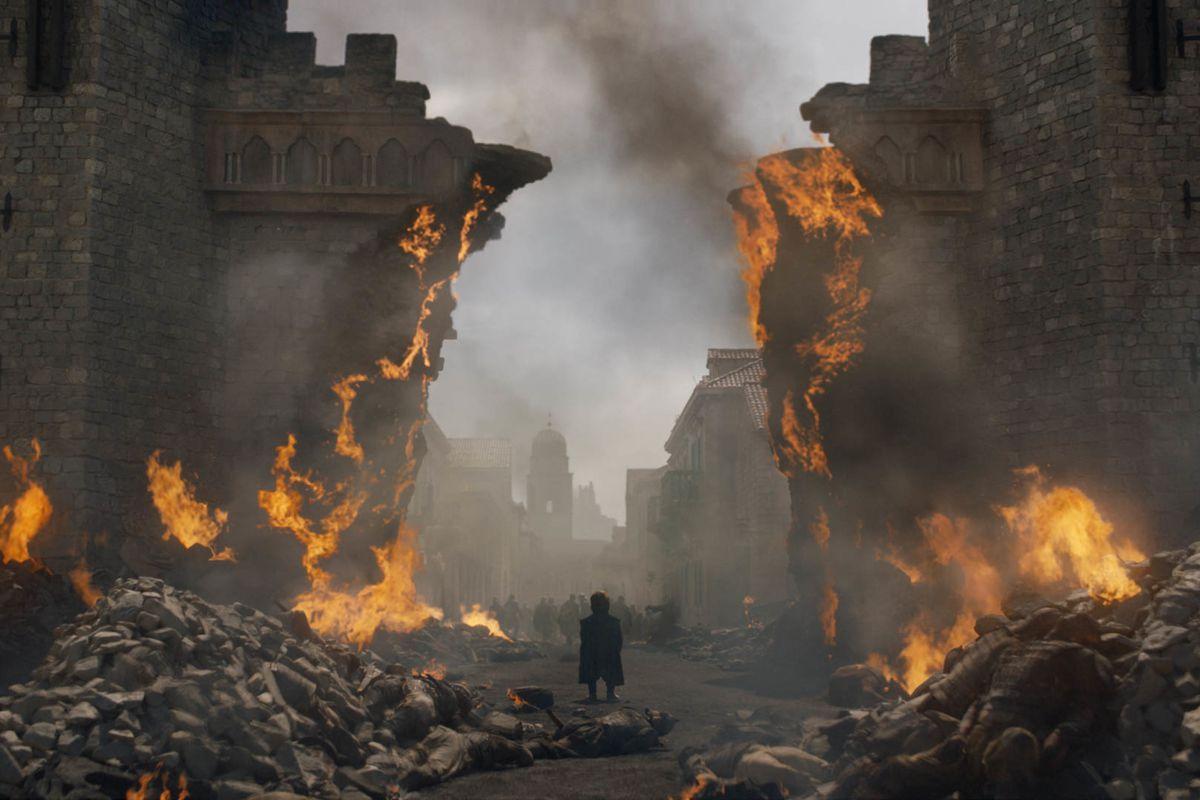 game of thrones season 8 episode 5 hbo