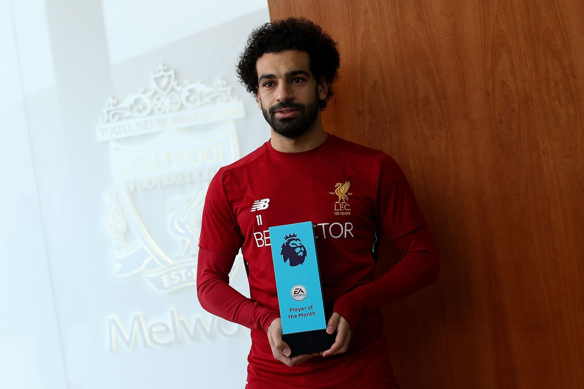 Pele sends message to Mohamed Salah