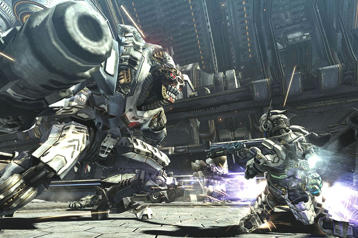 Vanquish PC Bugs Higher Framerate Equals Higher Damage