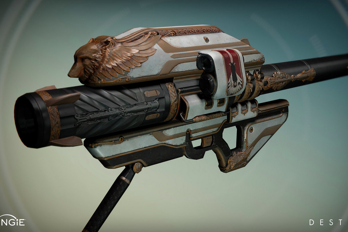 Destiny 39 S Gjallarhorn Is Everything Wonderful And Terrible