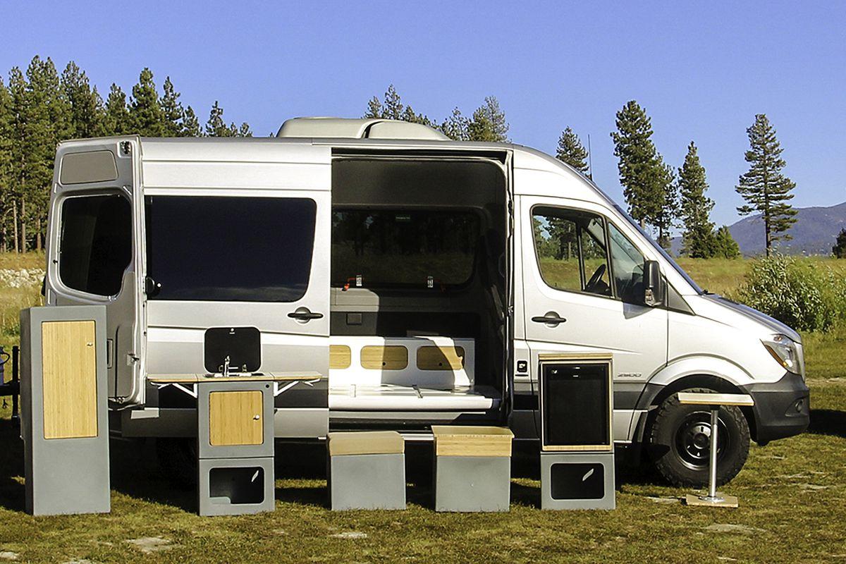 Sprinter Rv Conversion >> Diy Camper Van 5 Affordable Conversion Kits For Sale Curbed