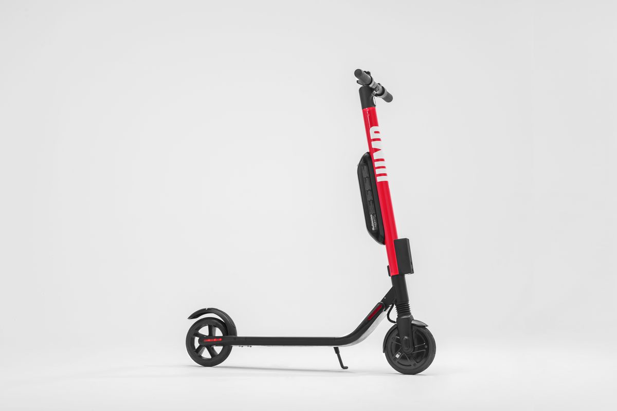 Uber brings a new (and cheaper) e-scooter to Atlanta market