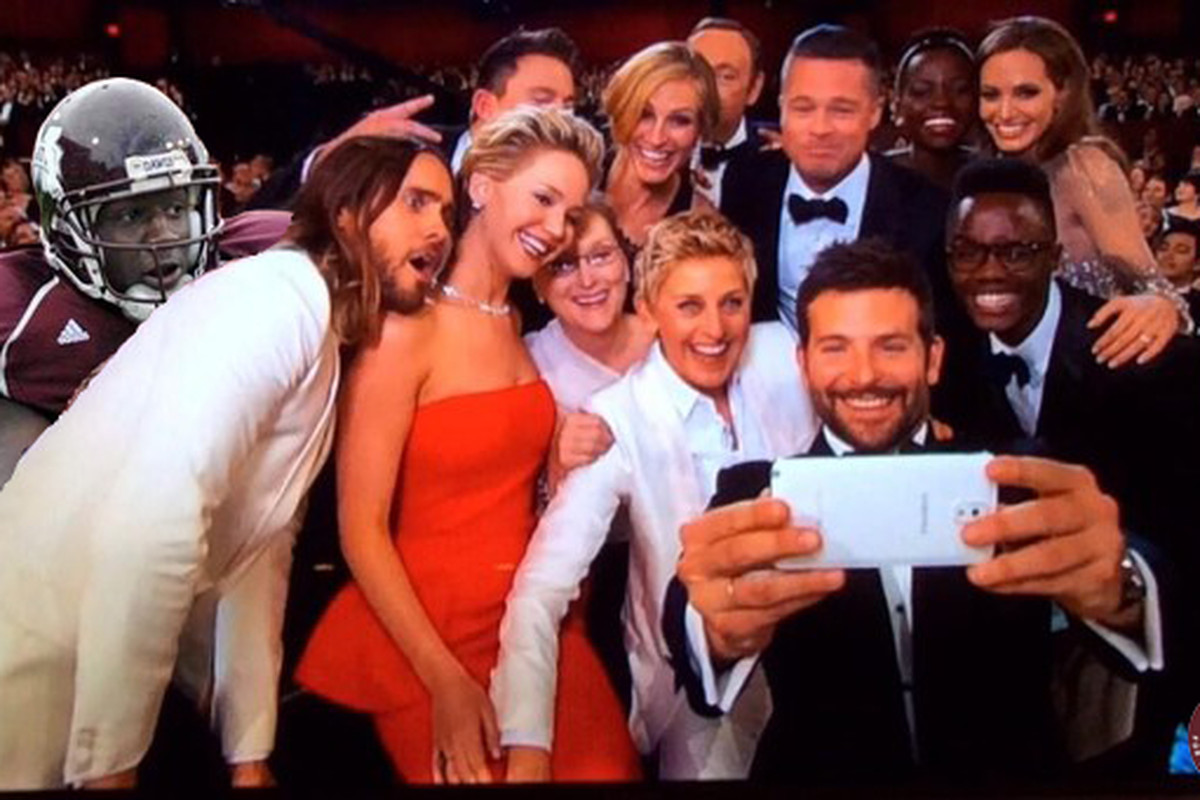 Everyone's getting into the #Relfie craze these days