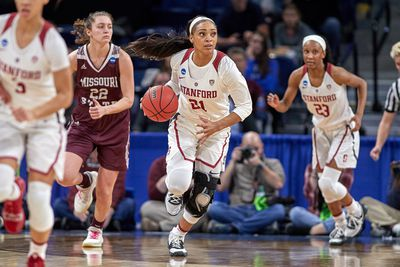 NCAA BASKETBALL: MAR 30 Div I Women's Championship - Third Round - Missouri State v Stanford Cardinal