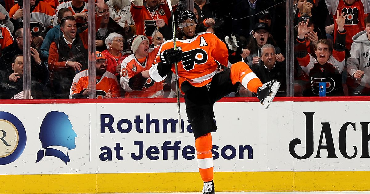 The Curious Case Of Wayne Simmonds And His Future In The Orange