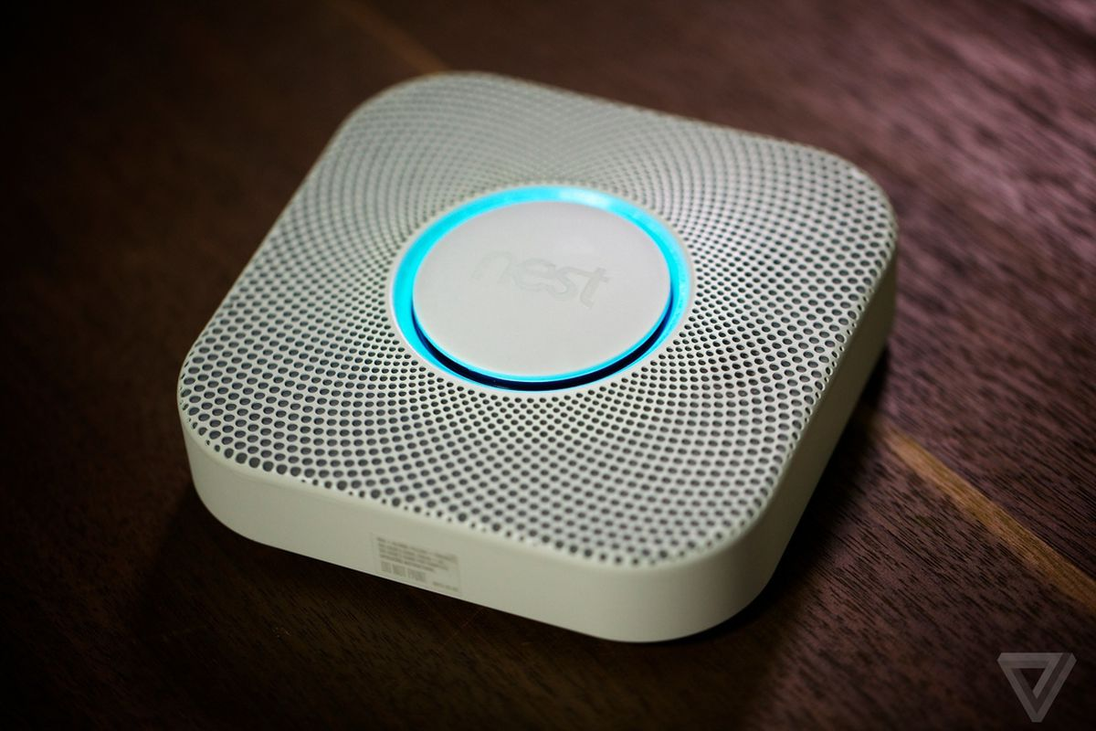 First Alert sues Nest over smoke detector patents on voice