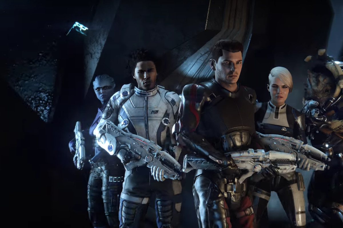 mass effect andromeda crack only download