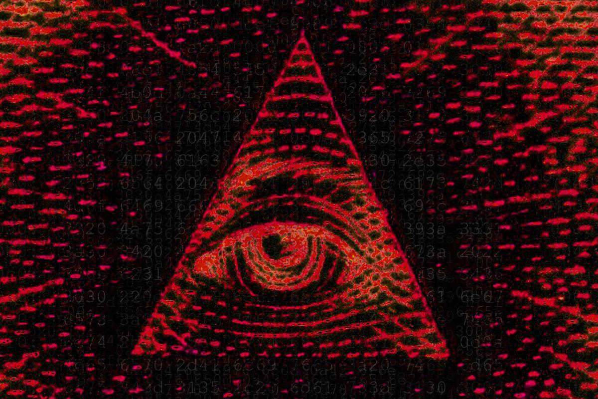 NSA panopticon red