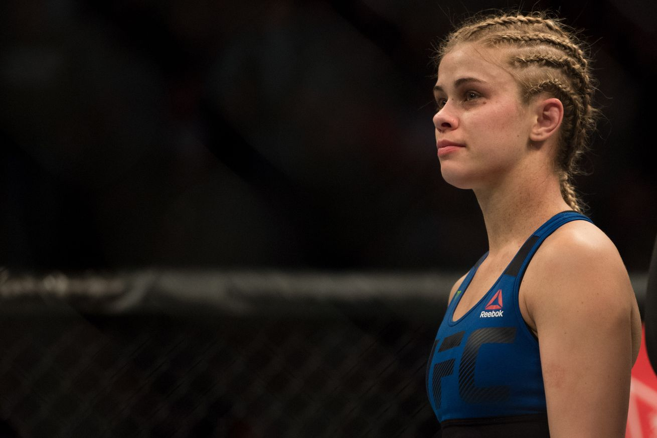 Paige VanZant vs Jessica Eye flyweight fight in the works for UFC 216
