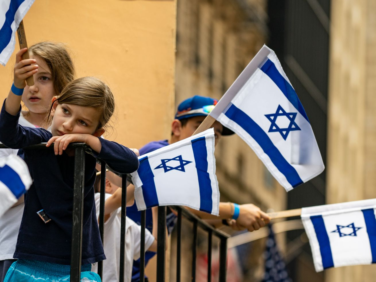 American Jews are taught a very specific Israel narrative. Can that change?