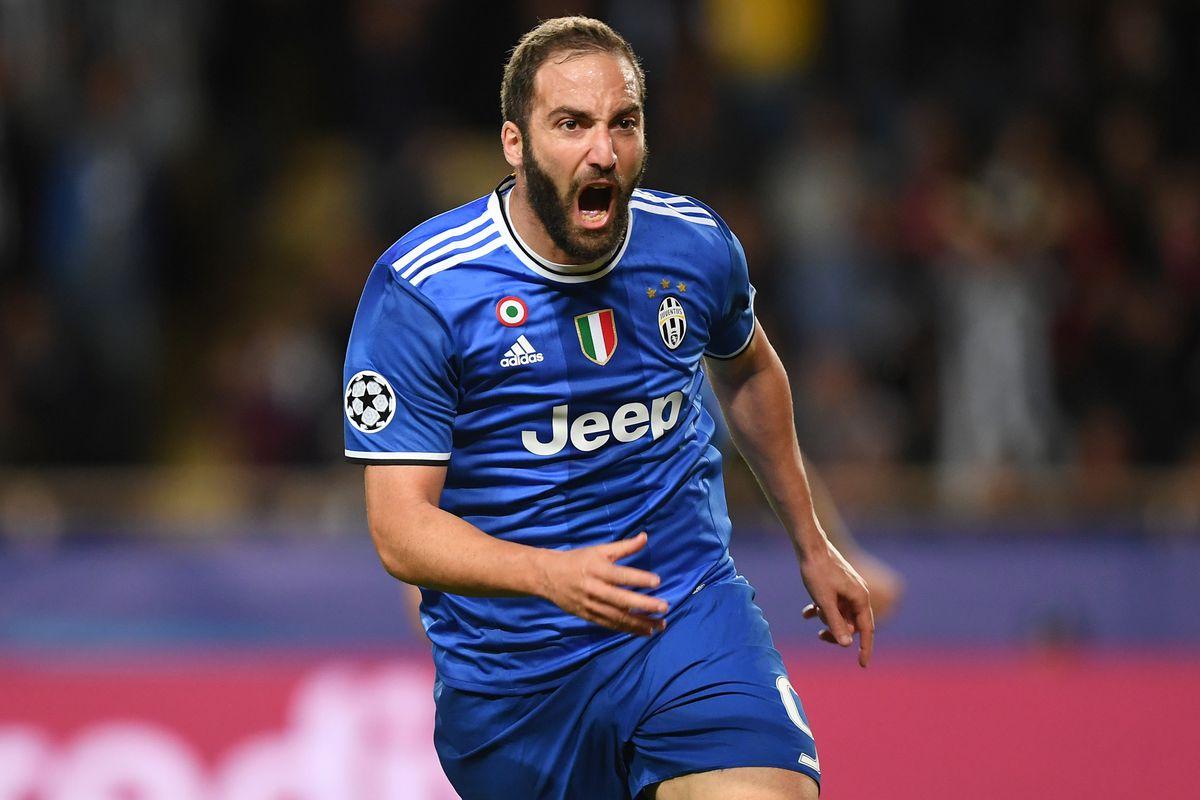 Fussball CHL 16/17 Halblfinale: AS Monaco - Juventus Turin
