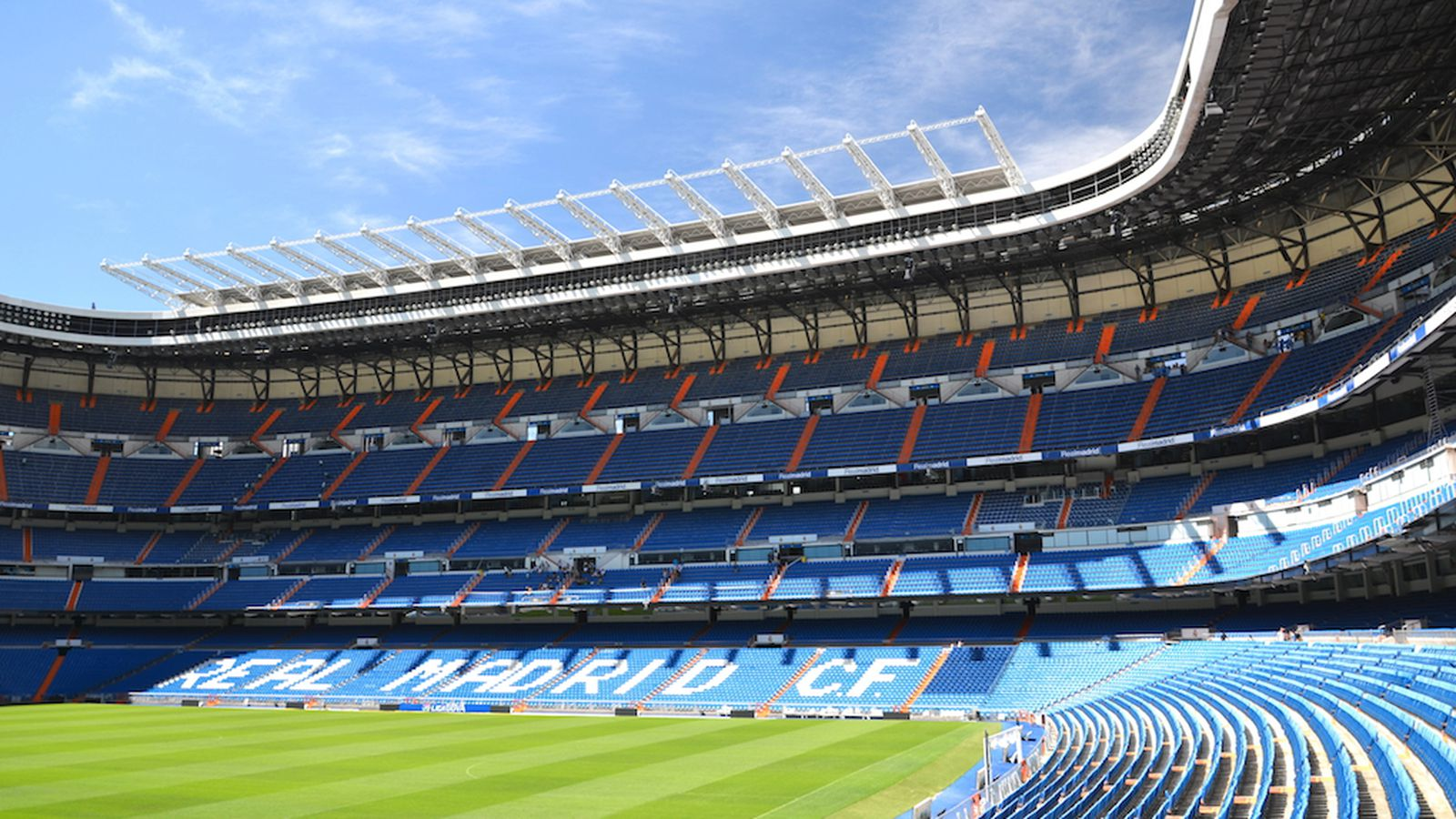 La liga de f tbol profesional laliga is a private non profit sports - Microsoft In Talks To Rename Real Madrid S Iconic Soccer Stadium The Verge