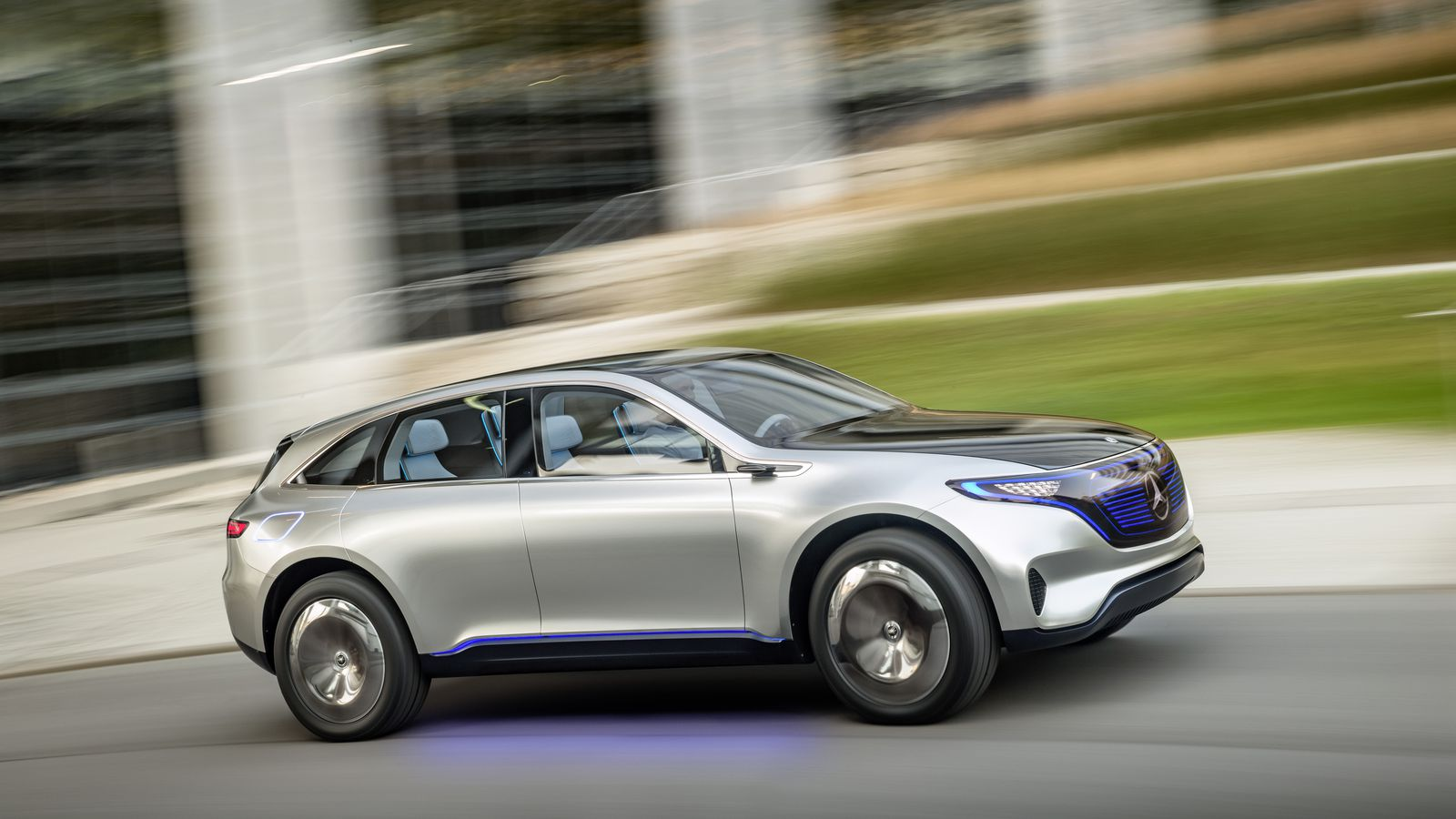 new car releases and previewsMercedes launches EQ brand with electric SUV concept  The Verge