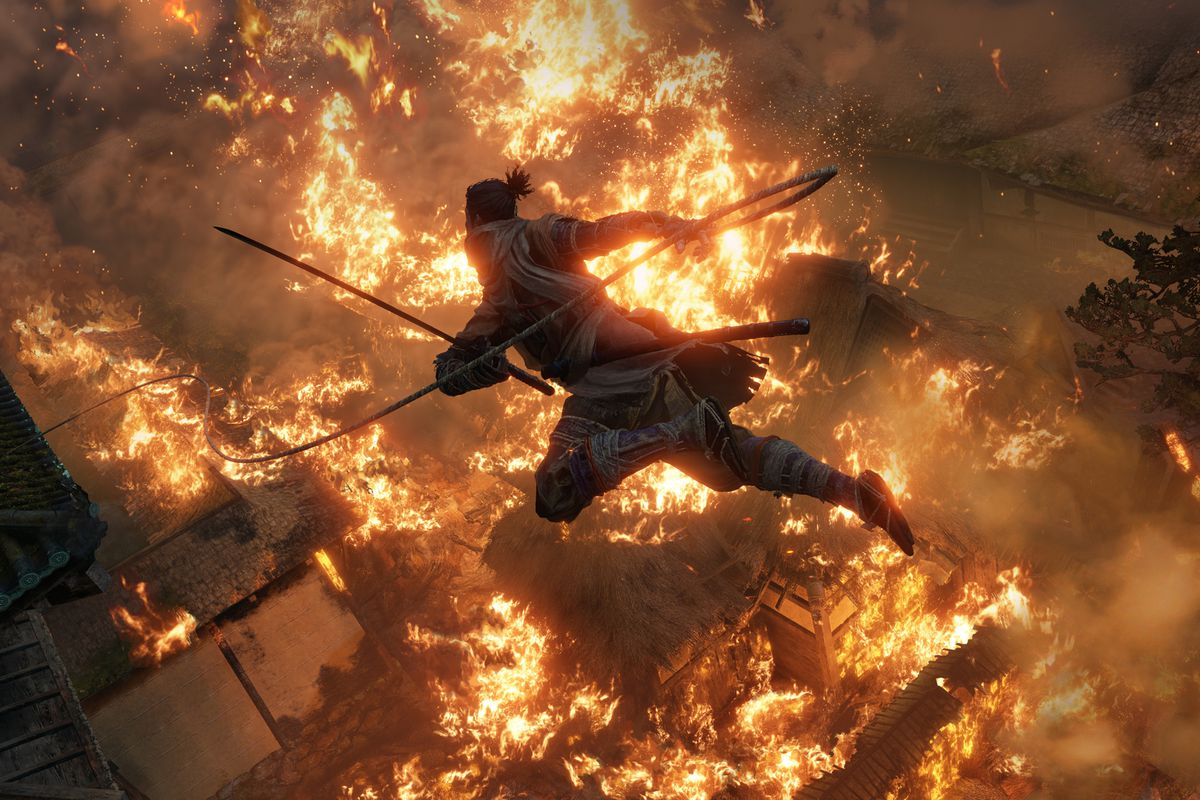 Sekiro 11 tips to get you started