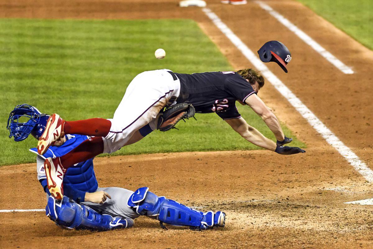 MLB: SEP 03 Mets at Nationals