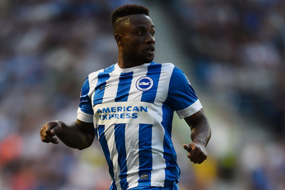 Kazenga LuaLua earned Brighton a last minute penalty that ensured they are the only Championship side with a 100% record