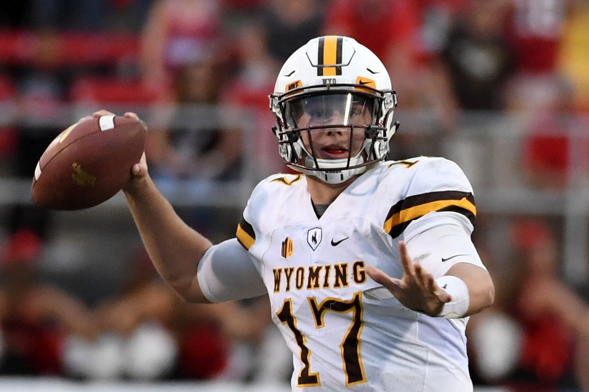 Josh Allen 3 Reasons Nfl Scouts Want To Take A Chance Besides He S Tall Sbnation Com