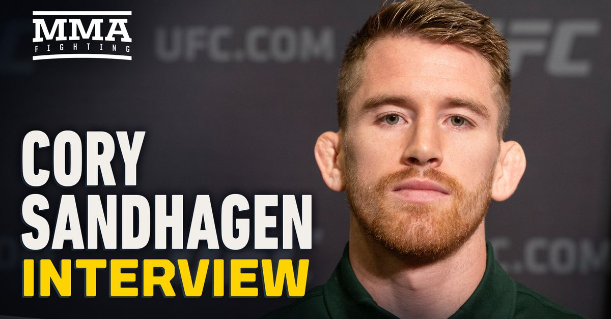 Video: Cory Sandhagen would fight T.J. Dillashaw next to keep ex-champ from stealing title shot