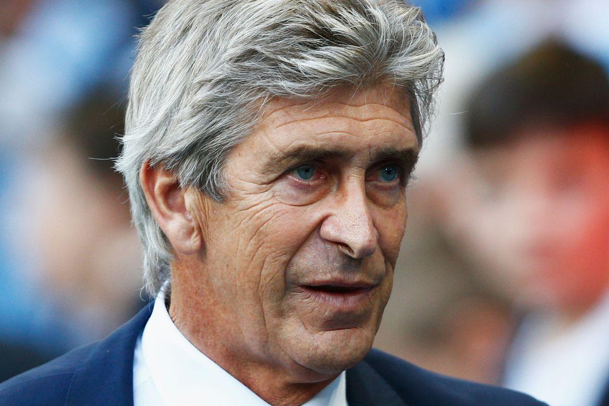 Manuel Pellegrini - West Ham United - Premier League