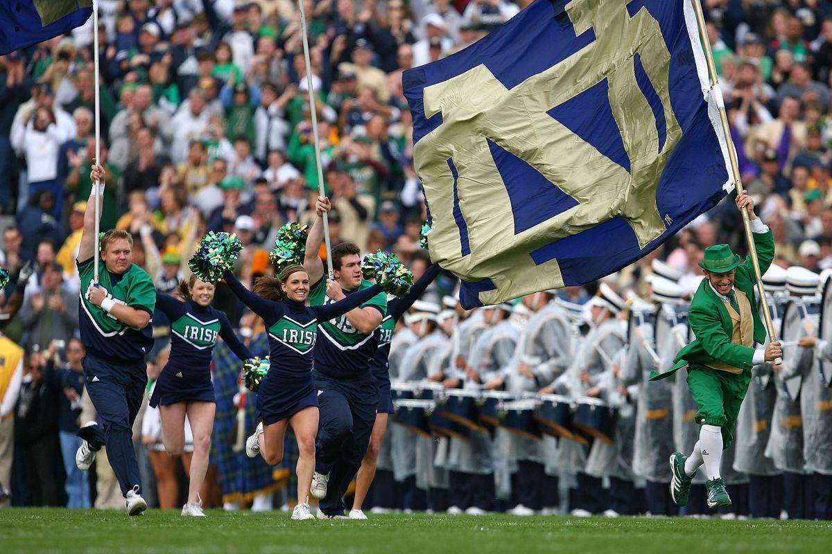 Irish vs. Pios today!