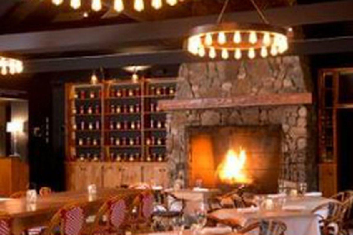 Four Stars For Abbondante White Barn Inn More Eater Maine
