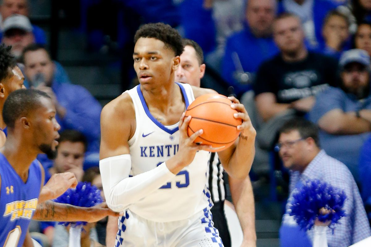 kentucky basketball vs. seton hall pirates game time and tv channel
