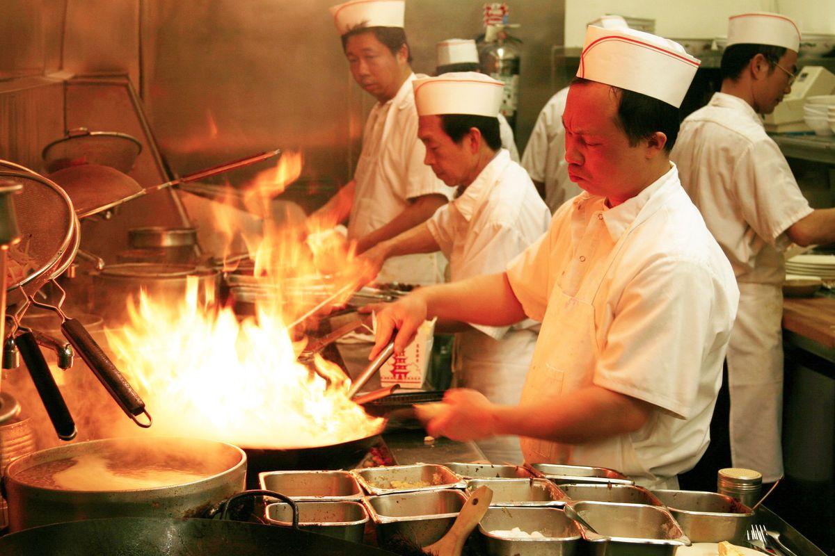 Chinese Kitchen Dallas Menu