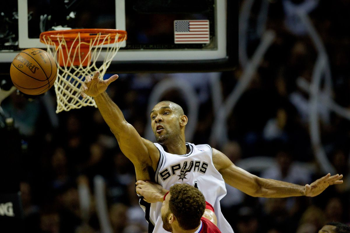 Tim Duncan's 26-point, 10-rebound performance was yet another reminder that 36 isn't as old as it seems.