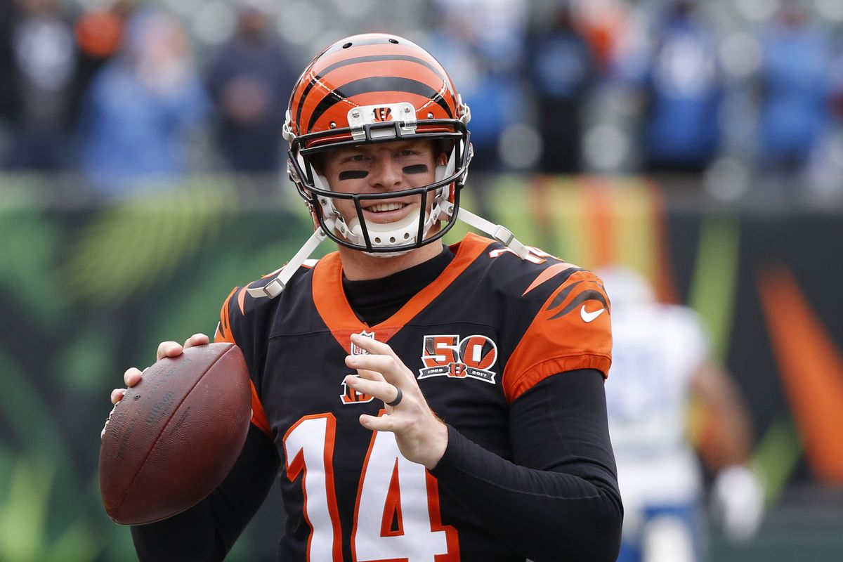 NFL: Detroit Lions at Cincinnati Bengals