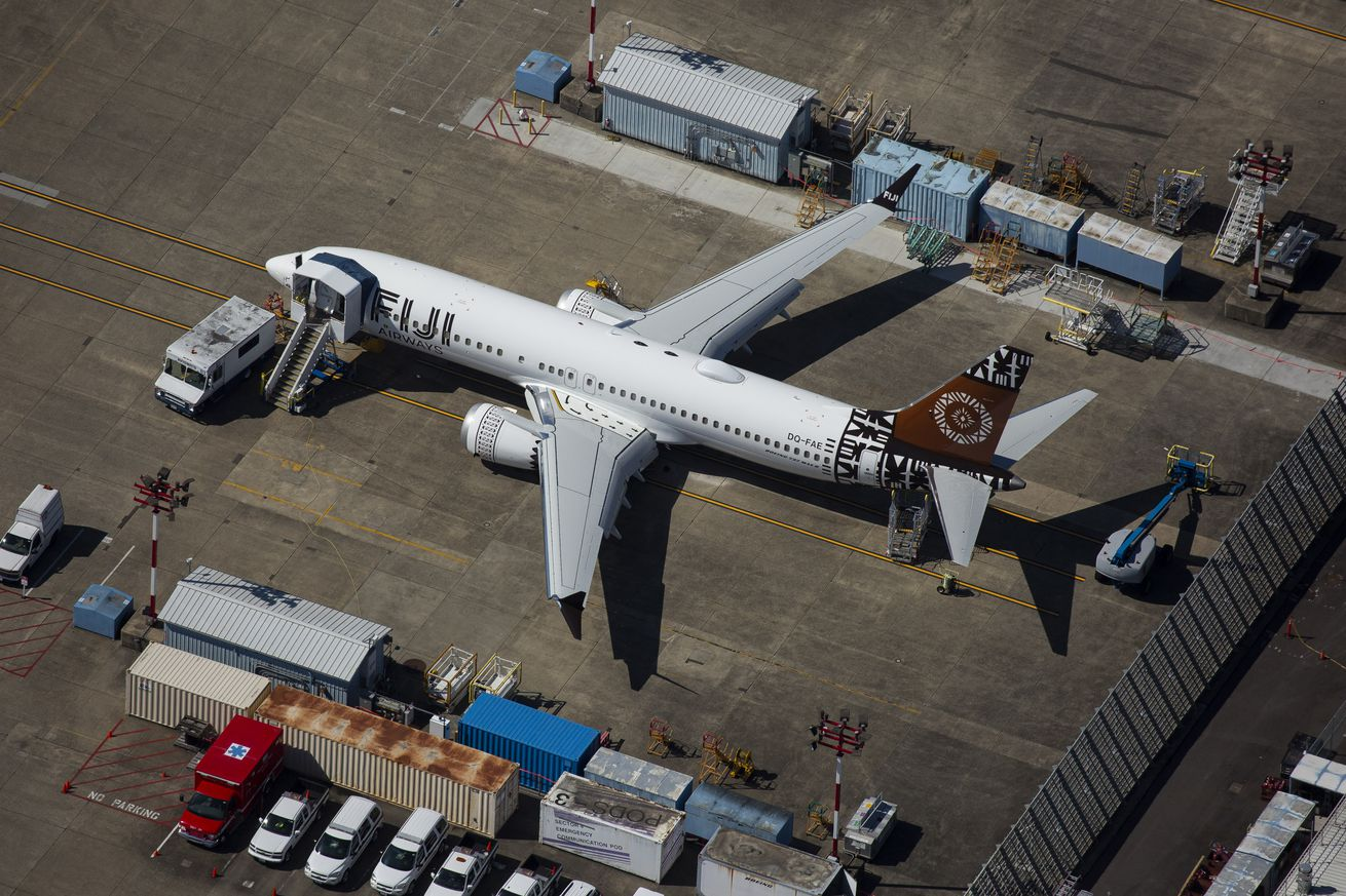 Boeing 737 Max Planes Sit Idle As Company Continues To Work On Software Glitch That Contributed To Two Fatal Jetliner Crashes