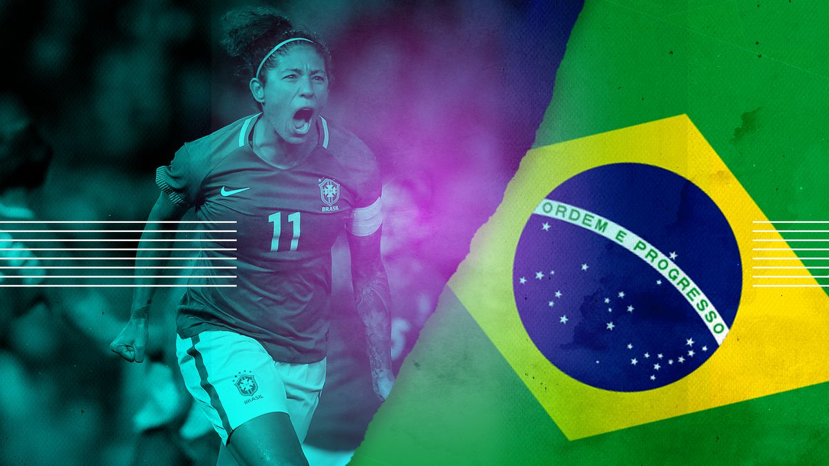 edb5ecc4ae5 The Brazil women's national soccer team's fiercest opponent is ...