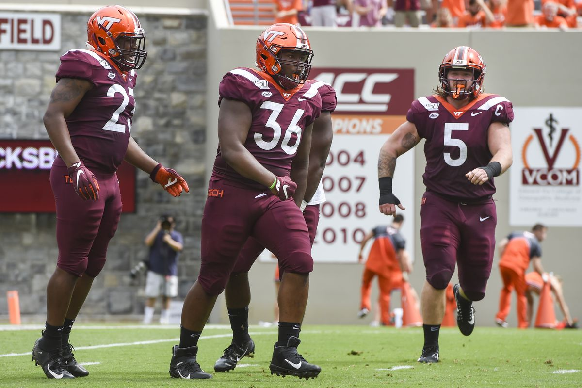 Virginia Tech Football Defensive End Cole Nelson Commits To The Hokies Gobbler Country