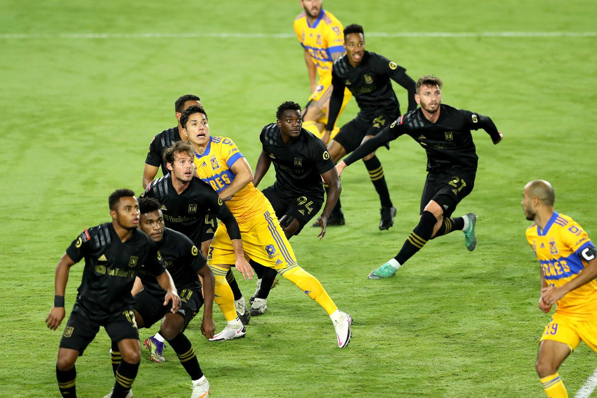 Concacaf Champions League final: LAFC 1, Tigres 2 - Angels on Parade