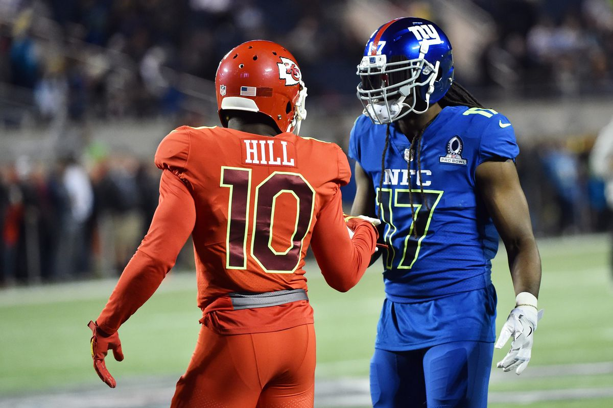 What s at stake with Tyreek Hill s development Arrowhead Pride