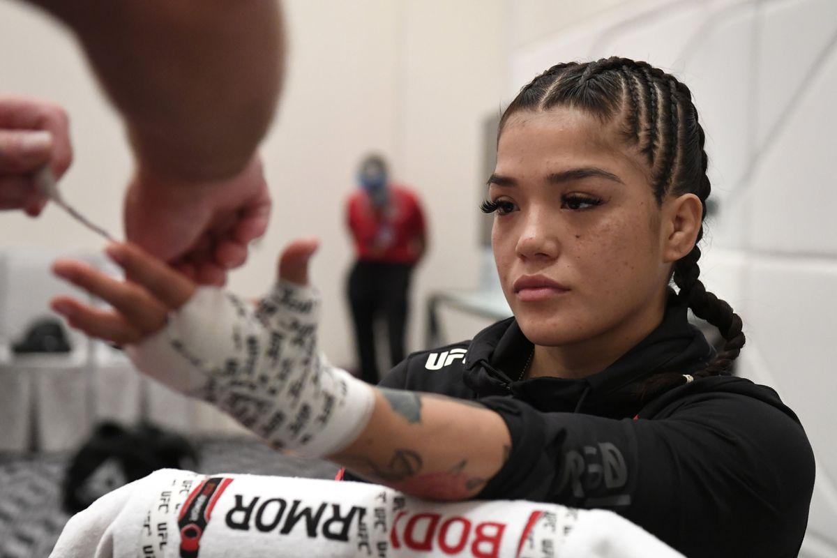 UFC Fight Night: Moraes v Sandhagen