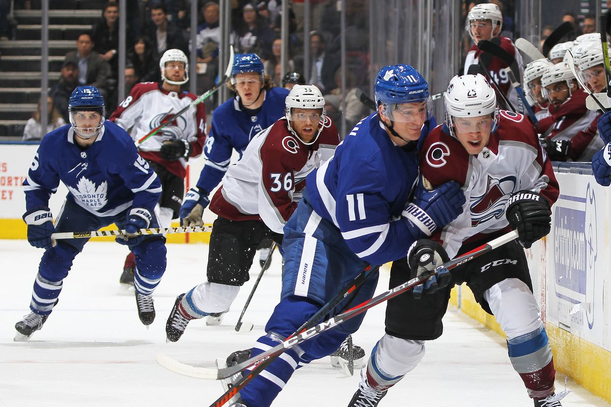 Brutal shorthanded goal costs Maple Leafs in 3-1 loss to Colorado Avalanche