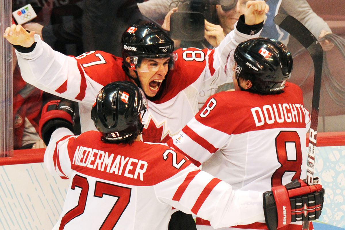 Sidney Crosby will lead Team Canada into Sochi, but which forwards will join him?