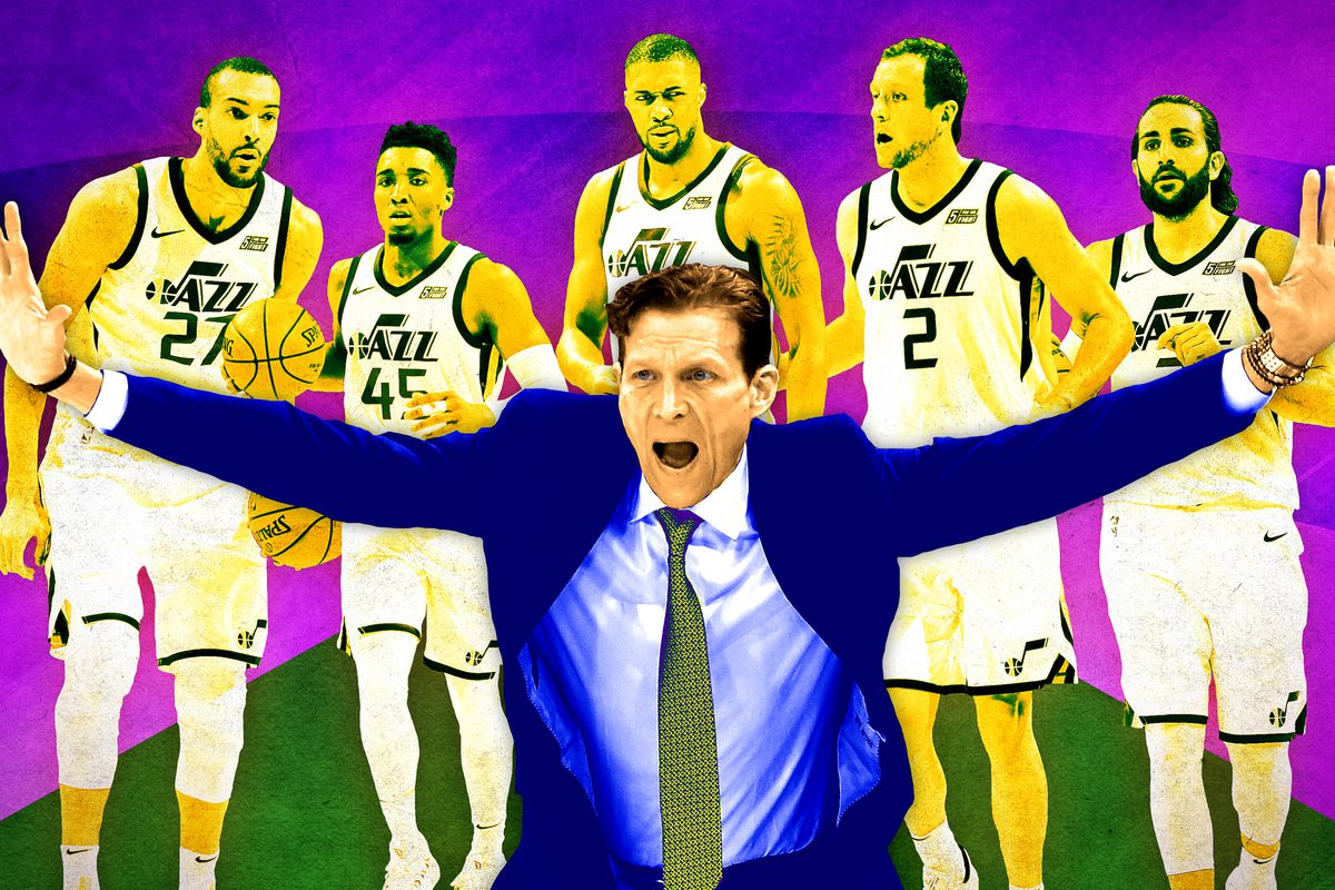 How Quin Snyder Turned Around the Jazz s Season - The Ringer b8559d4ce