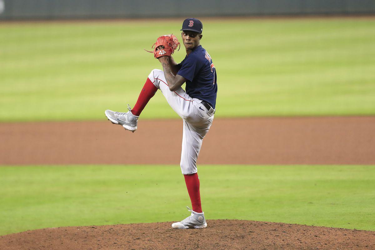 MLB: SEP 26 Red Sox at Braves