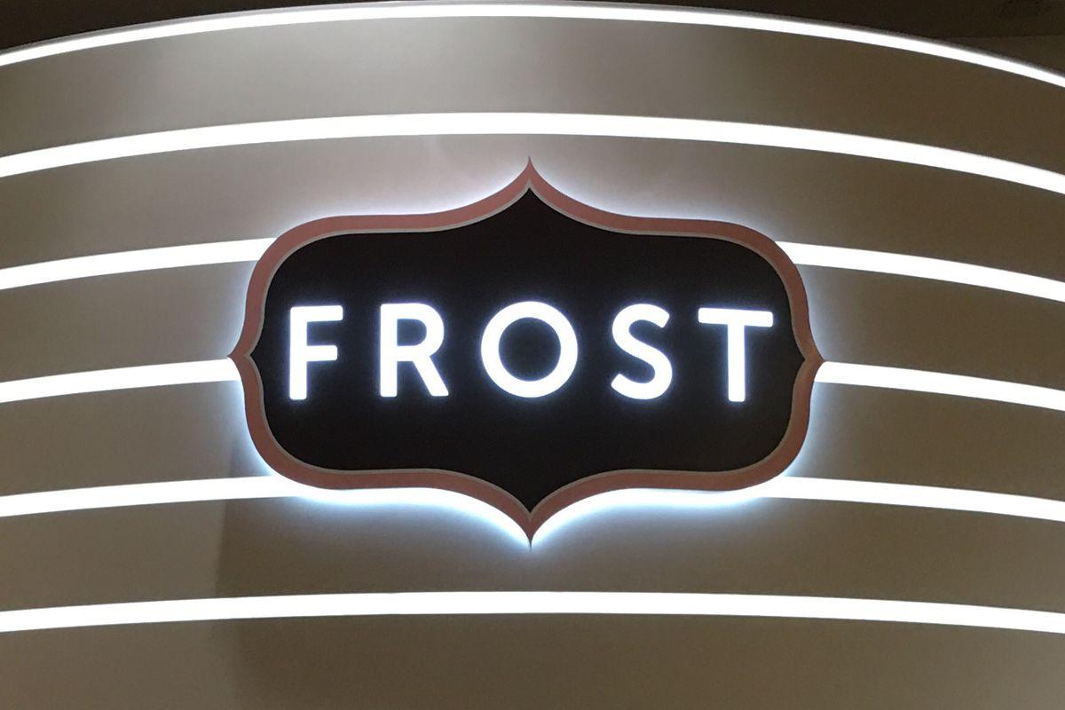 Frost in Bellevue