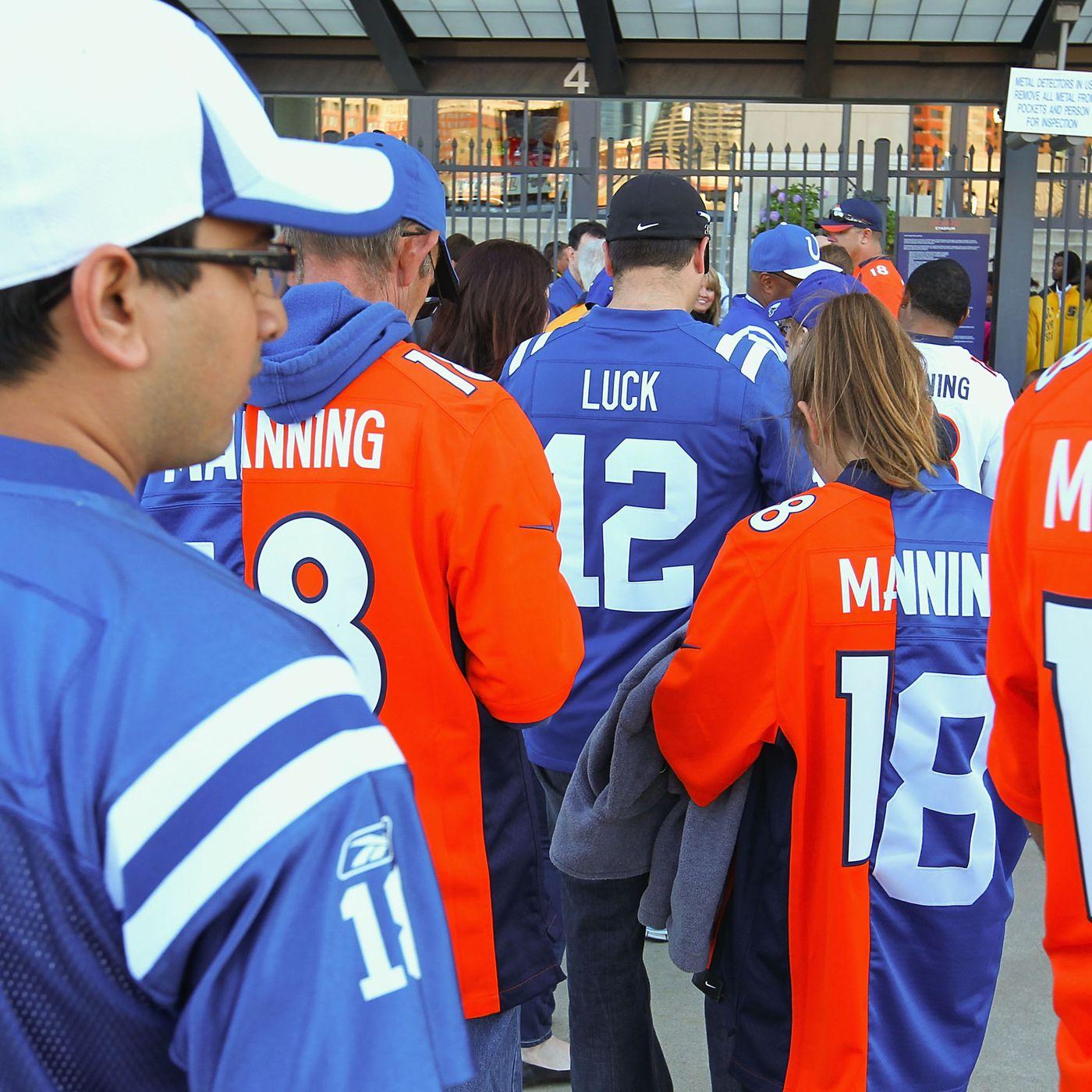 a6869c4a8 Broncos vs. Colts